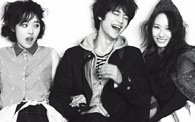 Sulli, Minho, Krystal