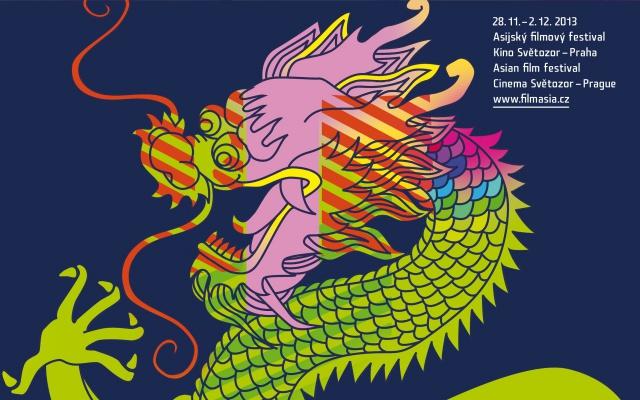 Plakát k 9. ročníku Filmasia