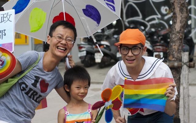 I v Taiwanu si nyní mohou říct všichni oprávněné ano