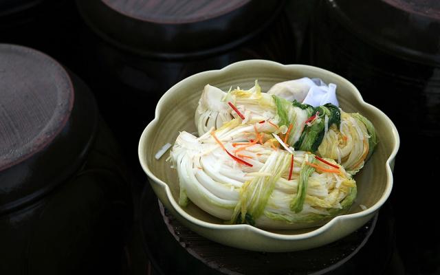 Bílé kimchi