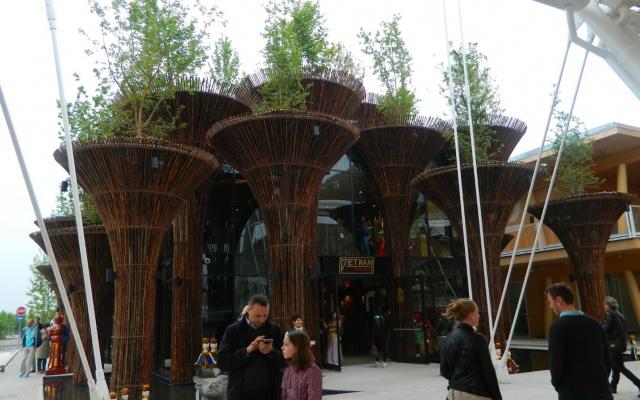 Vietnamský pavilon na EXPO 2015