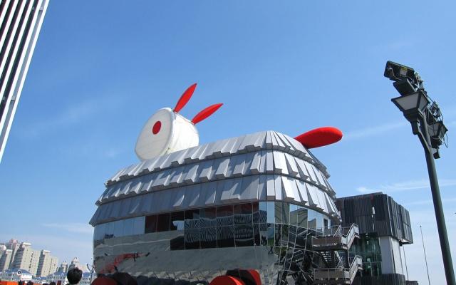Pavilon Macaa na EXPO