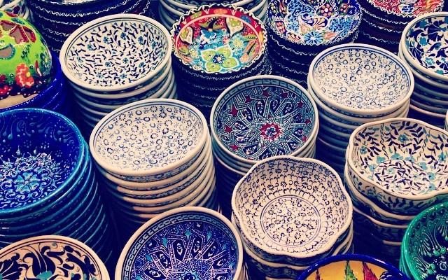 Keramika - ilustrační foto