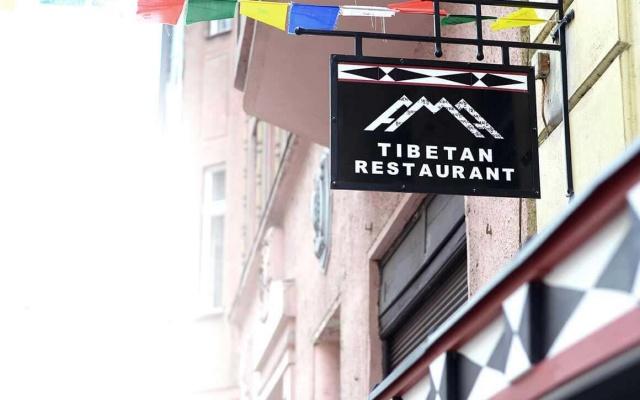 Tibetská restaurace AMA