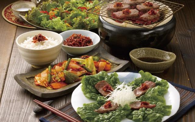 Korejske jedlo
