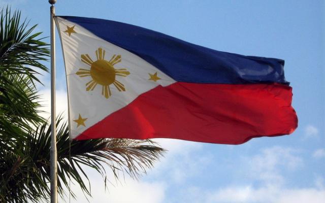 Filipínská vlajka
