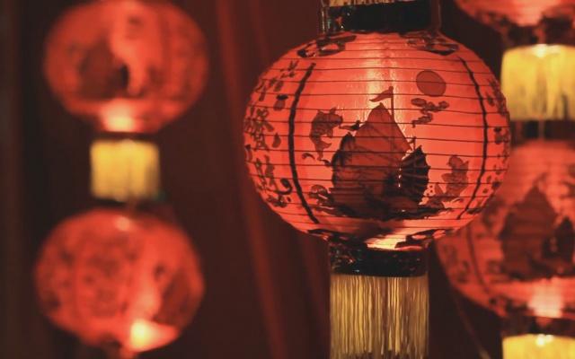 Lampióny sú tu už od čias starovekej Číny
