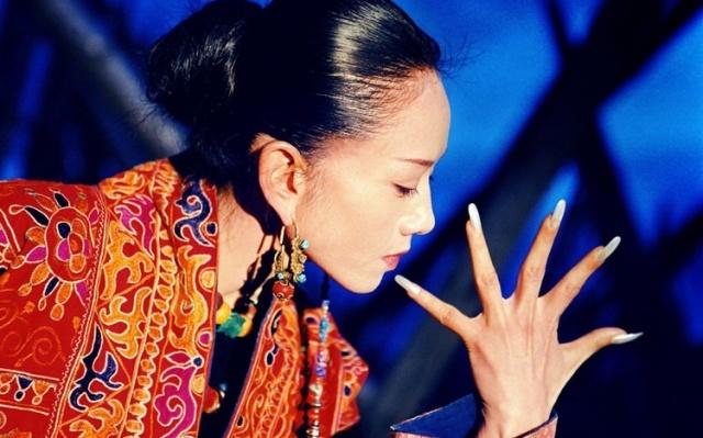 Tančící Yang Liping