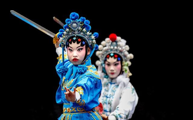 Ženské role v čínské opeře