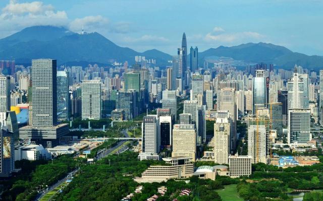 Shenzhen je přestižnější adresou než Šanghaj