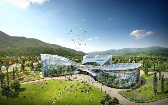 Národní arboretum v Sejongu