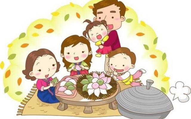 Chuseok: Rodina