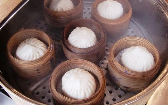 Čínské knedlíky bao