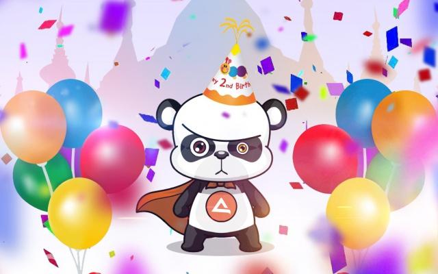 2. narozeniny