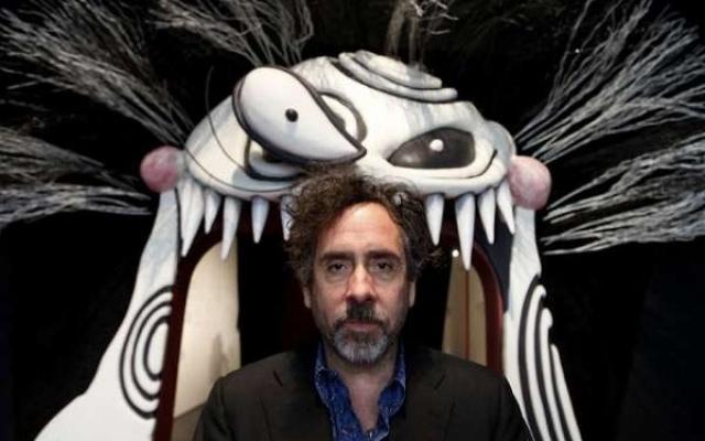 "Tim Burton a jeho ""Ústa příšery"""