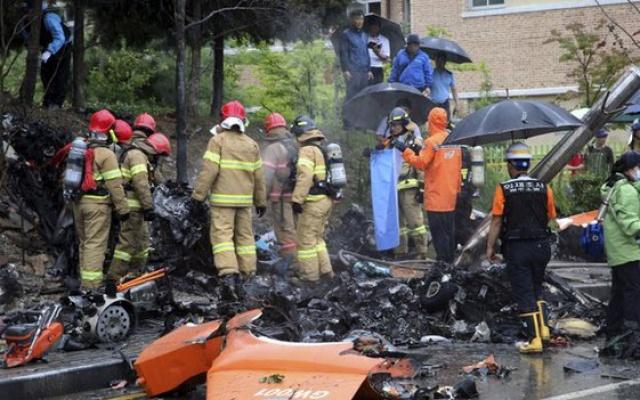 Havária helikoptéry