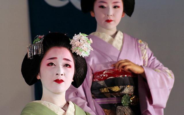 Učednice maiko