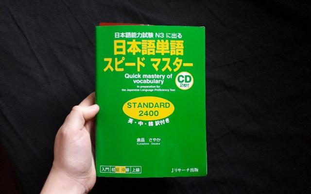 Quick mastery of vocabulary Standard 2400