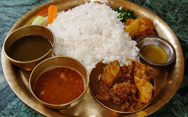 Nepálské menu