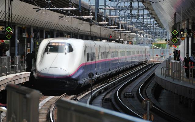 Shinkansen / Ilustrační foto