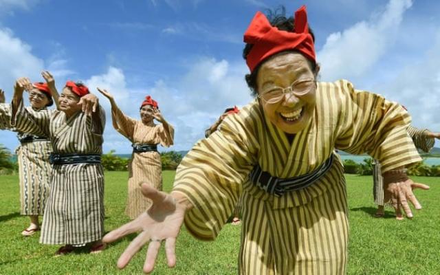 Najstaršia japonská idolová skupina KBG84