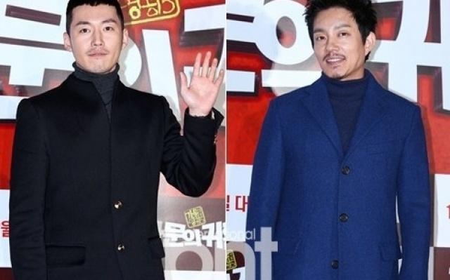 Jang Hyuk a Lee Bum Soo