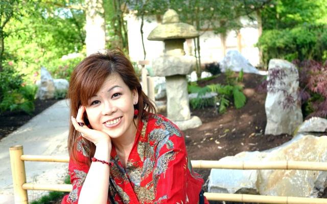Zpěvačka Nao Higano