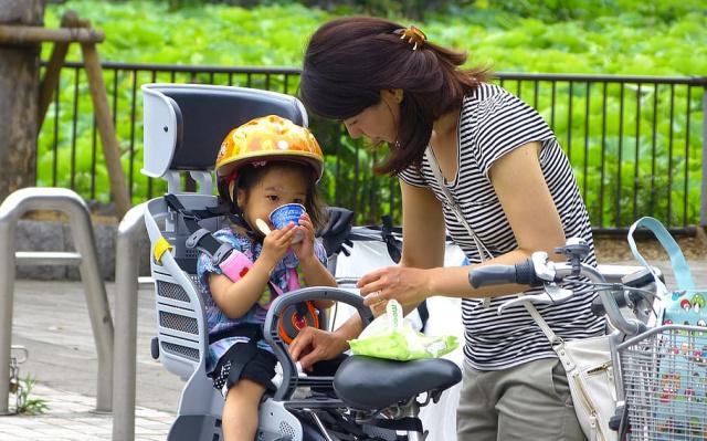 Japonská matka by prý měla být dokonalá