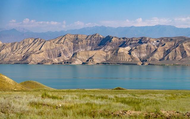 Jezero Toktogul