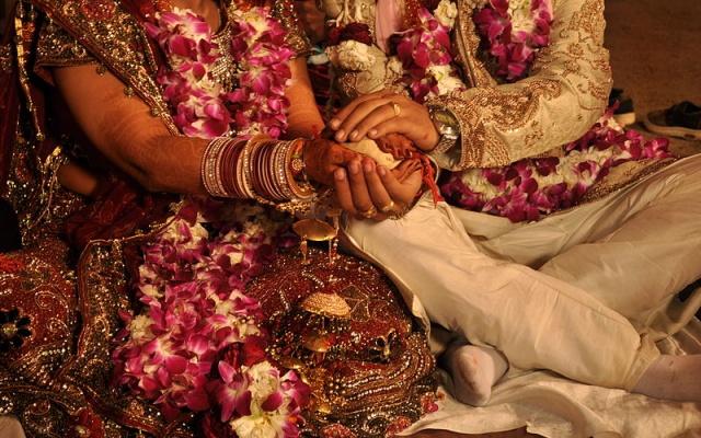 Indické svatby bývají mnohdy nákladné