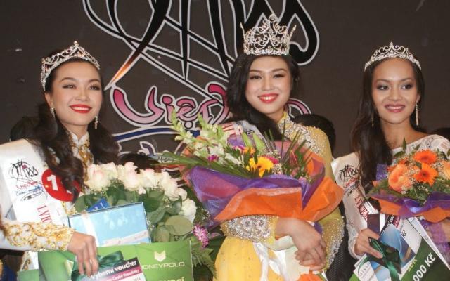Le Ha, Hana Maiová, Nguyen Thu Trang