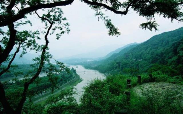 Zavlažovací systém Dujiangyan