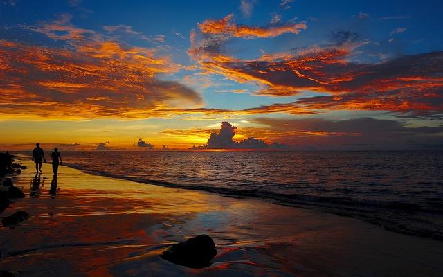 Pláž Kuta
