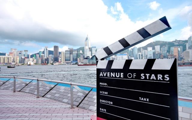 Hongkongský bulvár hvězd