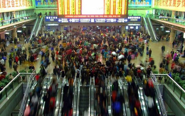Chunyun v Pekingu
