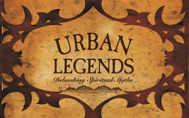 Mestské legendy