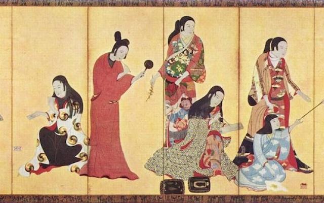 Kimona jsou zakořeněná už v dávné historii