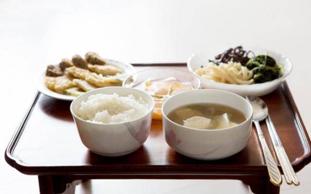 Severokorejská kuchyně