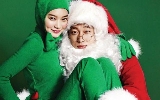Santa a jeho věrný sob Rudolf