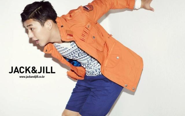 Yoo Ah In pro Jack & Jill