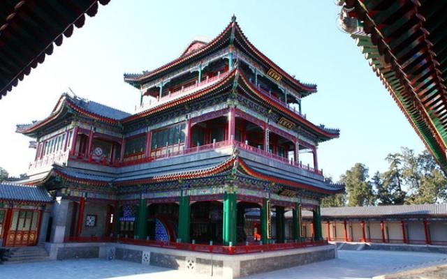 Deheyuan v Letním paláci