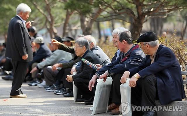 Korejští senioři