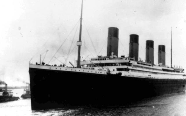 Původní Titanic