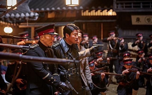 Song Kang Ho ve filmu Doba temna
