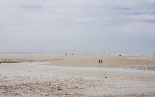 Pláž Morib