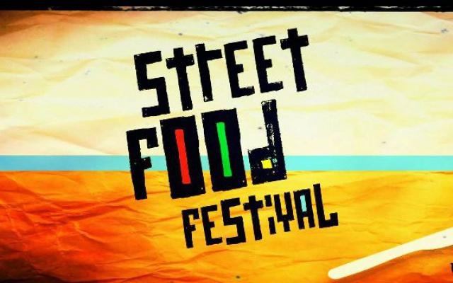 Poster Street Food Festivalu