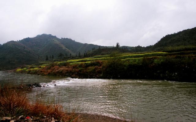 Řeka Xin′an