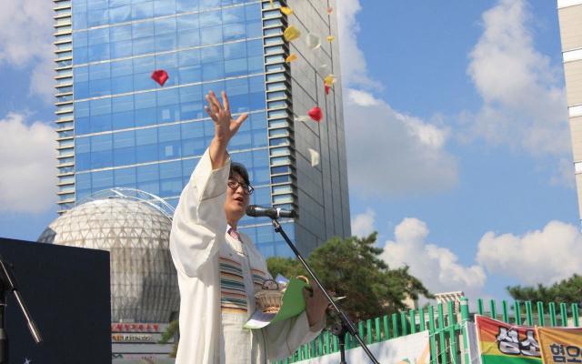 Pastor Lee Dong-hwan