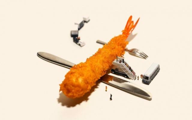 Flight Shrimp