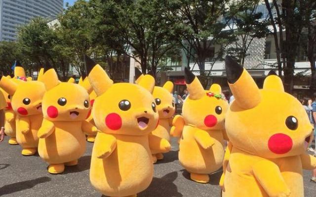 Pikachu, Pikachu a zase Pikachu..